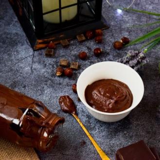 Homemade Sugar Free Nutella